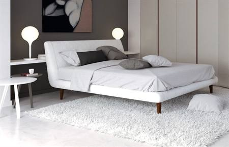 OMAR - Letto in ecopelle